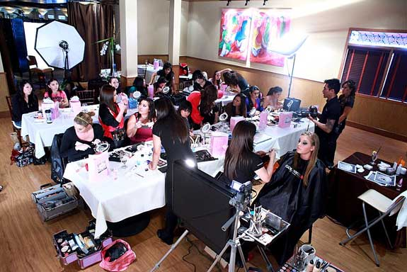 All Made Up Makeup Workshop