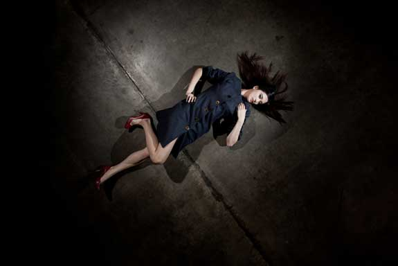 Fashion Photography- Warehouse